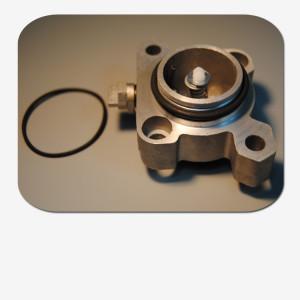 1,60WM000470 / Клапан обратный сильфона в сборе, верхний