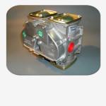 WM 2393-0001 / Объемомер DUPLEX METER 40 л/мин